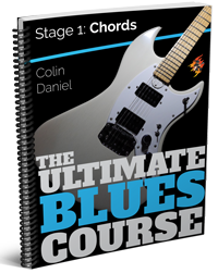 Ultimate Blues Chords Book
