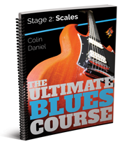 Blues Scales Book